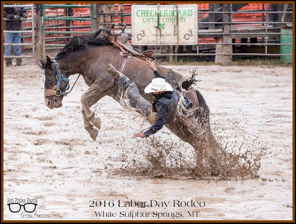 Labor Day Rodeo Home